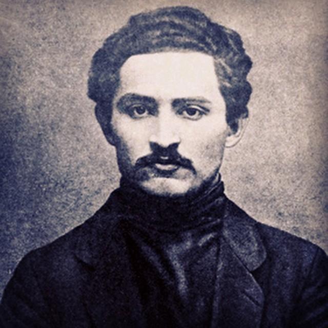 Happy birthday Osher Shvartsman, you dashing tavarish, prototypical Soviet Yiddish poet, possible inspiration for the popular round: