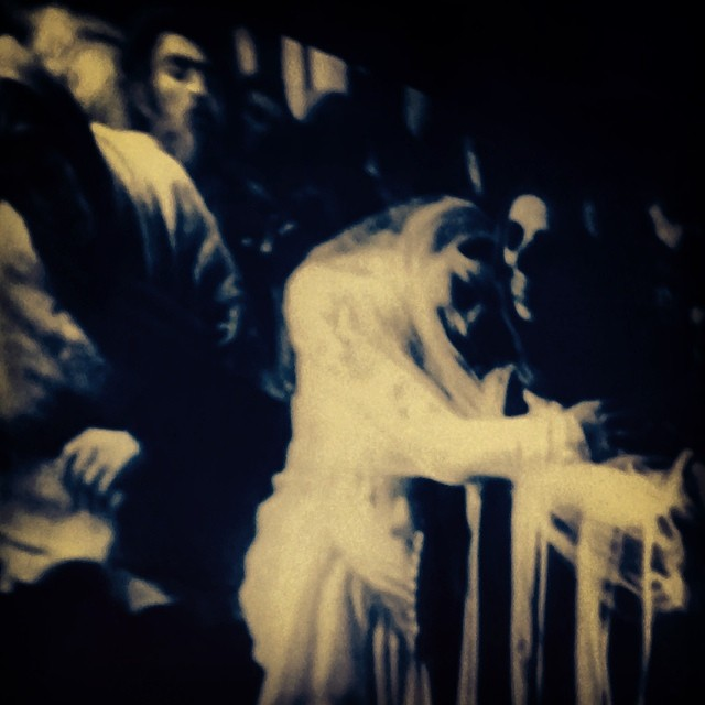 Now begins the #danceofthedead —a #dybbuk had taken the bride!